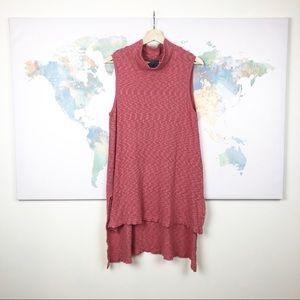 Anthropologie Left of Center Slub Knit Dress Small